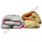 Одеяла ватные и шерстяные одеяла (с натуральным наполнителем)