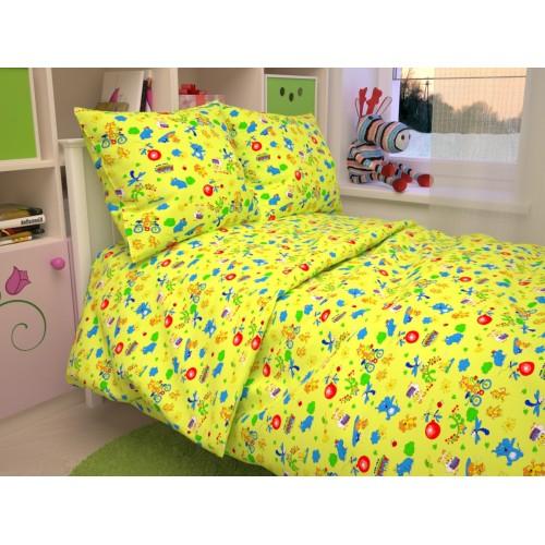 Комплект постельного белья 2-спальный бязь плотность 120