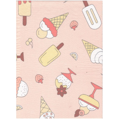 1983-1 Мороженки персик