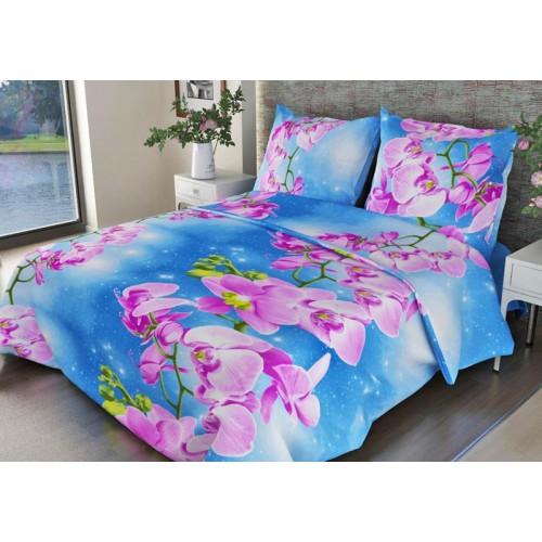 306-2 Орхидеи голубой