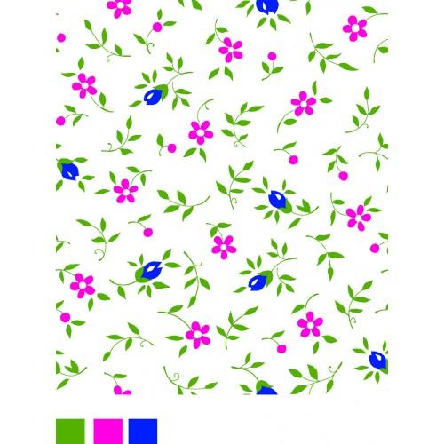 361-3 Полянка розовая