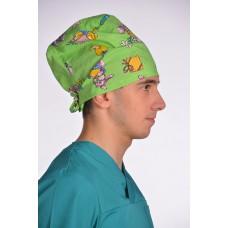 Колпак медицинский хирургический